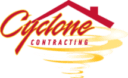 The Cyclone Contracting Logo