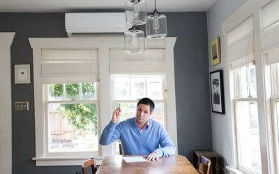 The Benefits of Ductless Heating & Cooling Systems