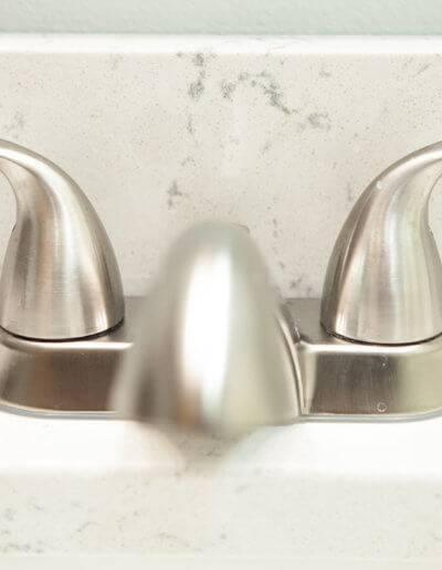 A new faucet.
