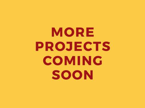 More Projects Coming Soon