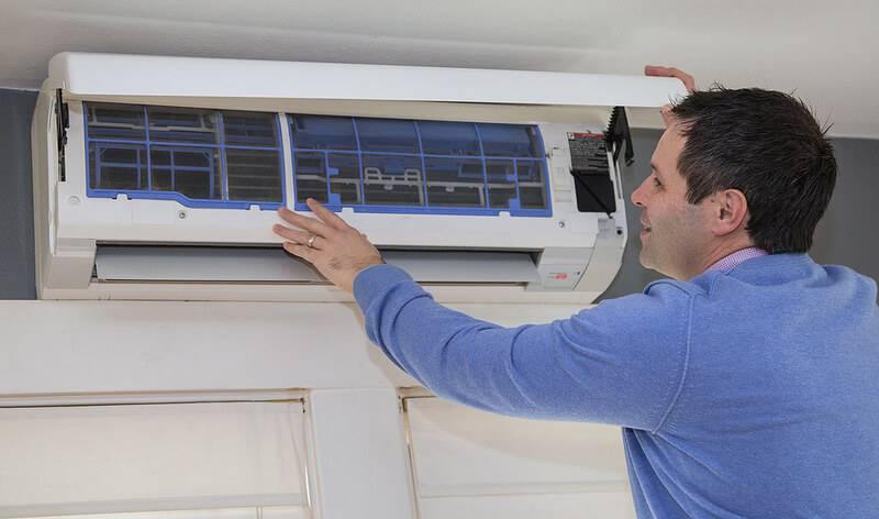 5 Advantages of Ductless Air Conditioning Systems for Your Home of Business