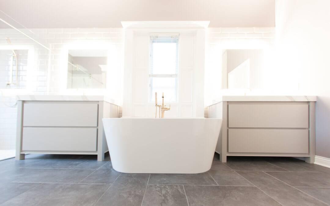 Bayberry Master Bath Remodel – Ames, IA