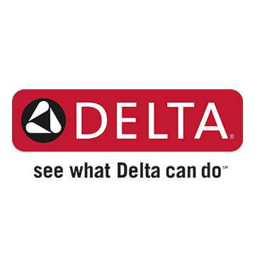 logo for delta faucet
