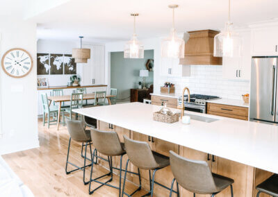 Light Bright Kitchen Remodel